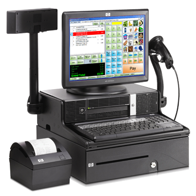 WBS POS System - WORLD TOUCH